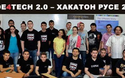 Хакатон CODE4TECH 2.0 – Русе 2017