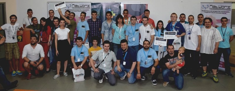 Ruse Hack 2015 – the first hackathon in Ruse