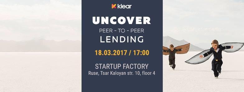 Презентация на новият модел за кредитирането от Klear в Русе
