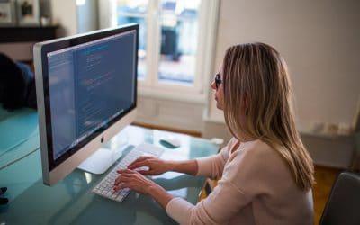 Жените имат уменията да се справят успешно като програмисти