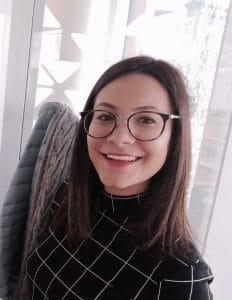 Lili Borisova lecturer WordPress course