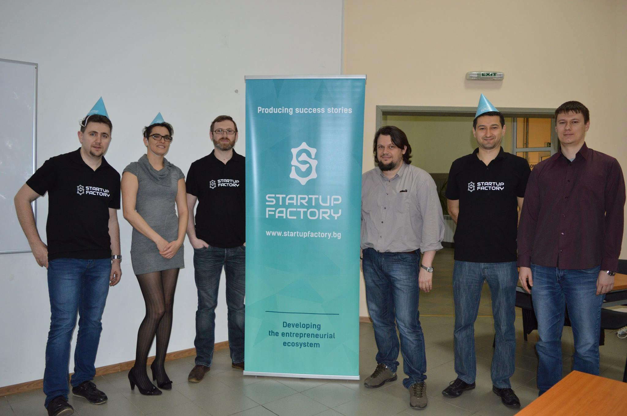 Startup Factory Team