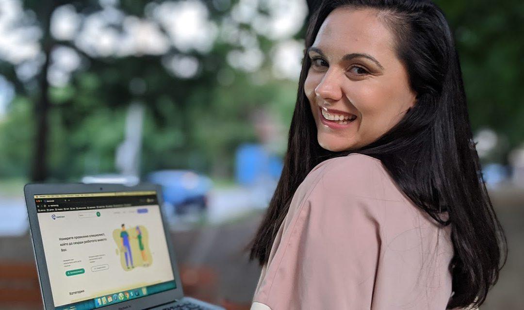 Среща с Женя Димитрово – дигитален предприемач, създател на онлайн платформа
