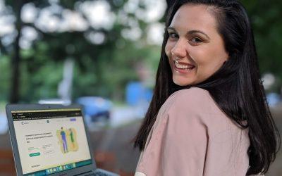 Среща с Женя Димитрова – дигитален предприемач, създател на онлайн платформа