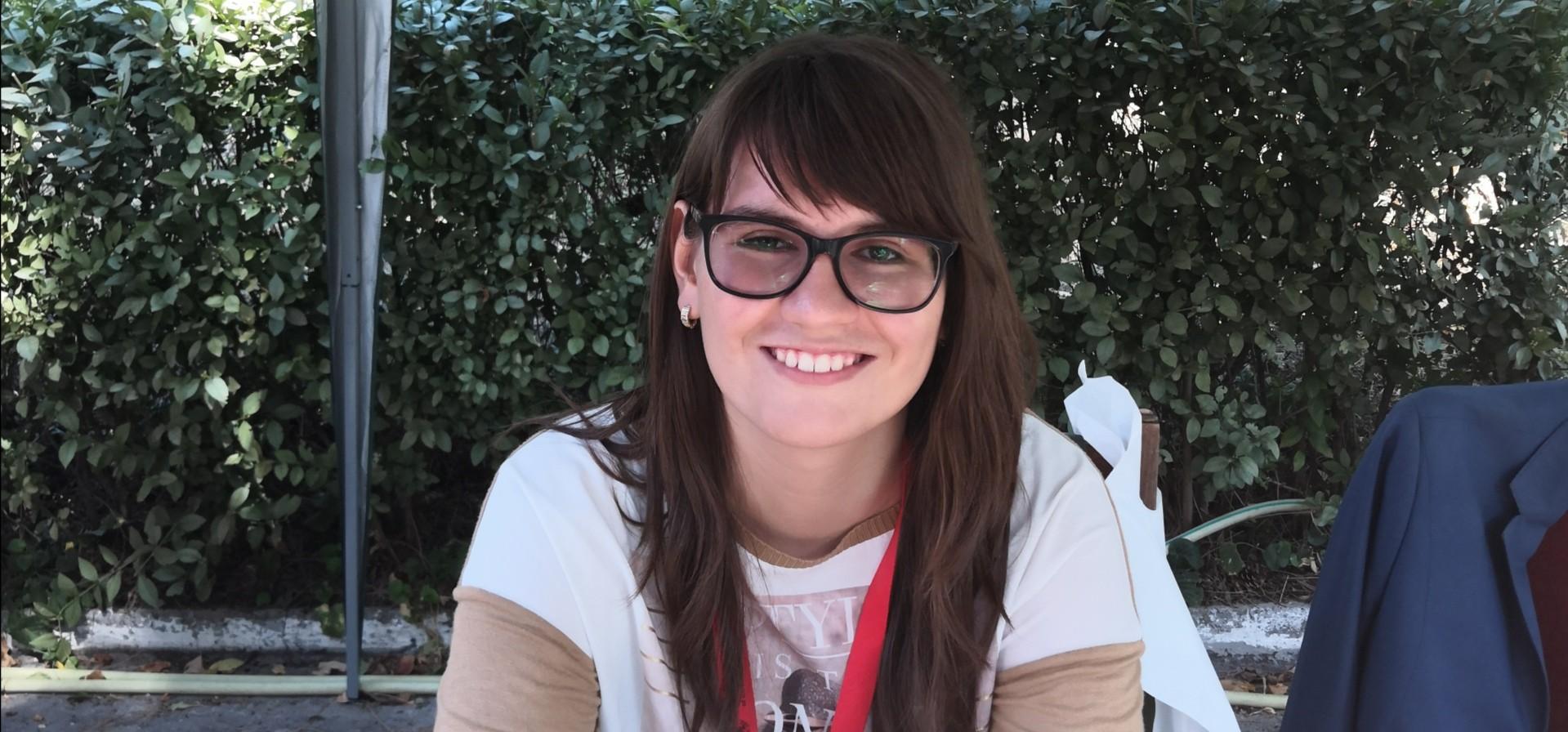 Русенската писателка Мирая Гешева за предприемачеството [аудио]